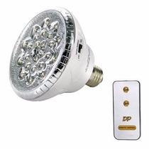 Lâmpada Recarregável 22 Leds Emergência E-27 Controle Luz