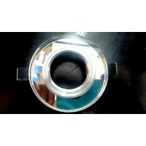 Spot Redondo Espelhado Para Led Gu10, Mr16, E-27