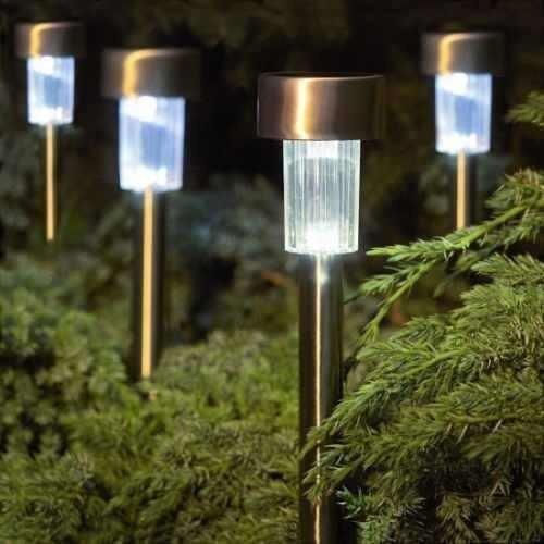 Luz solar de jardim lampadas led r 50 99 no mercadolivre for Luz solar para exterior