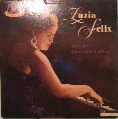 Luzia Felix - Viaja Pela América Latina - Polydor-lpn-2021