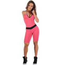 Macaquinho Fitness Biocolor