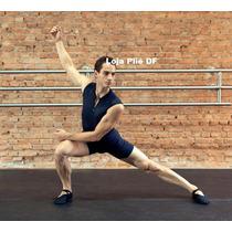 Collant Ballet Danca Macaquinho Masculino