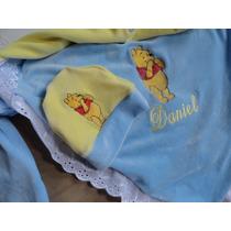 Saída De Maternidade Plush Frete Gratis