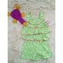 Body Macacao Infantil Bebê Importado Menina 24 Meses