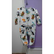 Macacão Bebê Neném Animais Bichinhos Unissex Novo