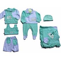 Kit Saída De Maternidade Menino Verde Sonho De Nenê