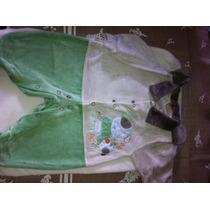 3 Macacões Para Bebê- Inverno Nunca Usado
