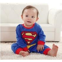 Fantasia Infantil Super Homem
