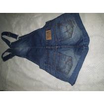 Macacao Jeans Short Corpus Tamanho 42