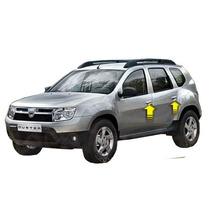Jgo Cromado Capa Maçaneta Ext Porta Renault Duster 2011/