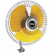 Ventilador 12v Chimpa Para Carros/onibus/caminhão/barcos