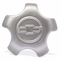 Calota Roda Central S10 Blazer 1997 Até 2002 Prata (unidade)