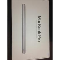 Macbook Pro 13 2012 Core I5 2,5ghz 4gb Em Excelente Estado