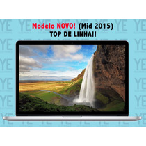 Macbook Pro 15 Retina I7 1tb 16gb Modelo Novo Top De Linha!