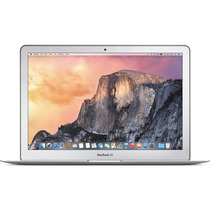 Macbook Air 13,3/4gb/128gb/i5/1,6ghz/ Os X Yosemite Mjve2