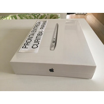 Macbook Air 11 Mjvp2 (novo, Lacrado). Modelo 2015 256ssd