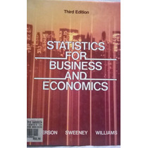 Statistics For Busness And Economics