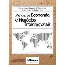 Livro - Manual De Economia E Negócios Internacionais