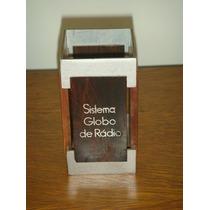 Porta Canetas Sistema Globo De Rádio - Déc 60