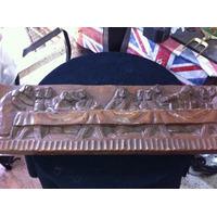 Santa Seia Madeira Bem Esculpido