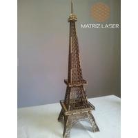 Torre Eiffel 70 Cm