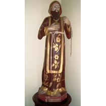 Santo Francisco Xavier -século Xix - Obra De Arte Sacra