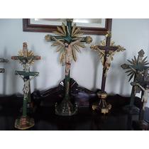 Cristo Crucificado Antigo Sec. Xviii