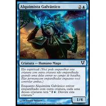 X4 Alquimista Galvânico / Galvanic Alchemist