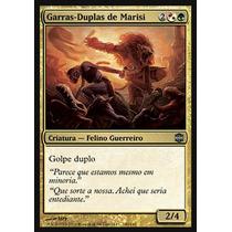 X4 Garras-duplas De Marisi (marisis Twinclaws)