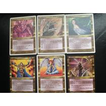 Vendo 19 Cartas Magic Arcades Sabboth Entre Outras