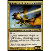 Herdeiro Do Ur-dragão / Scion Of The Ur-dragon - Time Spiral