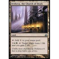 Orzhova, A Igreja Dos Negócios / The Church Of Deals Magic