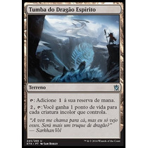 X4 Tumba Do Dragão Espírito / Tomb Of The Spirit Dragon