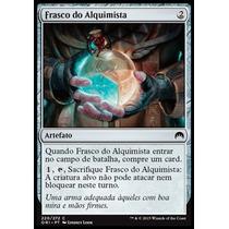 4x Frasco Do Alquimista - 4 Cartas - Magic - Origens