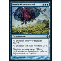 Desvio Gravitacional - Magic Gathering Ascensão Dos Eldrazi