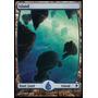 Magic Zendikar - Nº 234 Terreno / Ilha Full Art