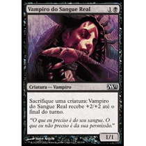 X4 Vampiro Do Sangue Real / Bloodthrone Vampire - Magic 2013