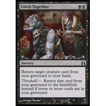 Costurar / Stitch Together - Commander
