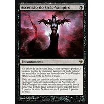 Magic Zendikar - Ascensão Do Grão-vampiro ( Portugues )
