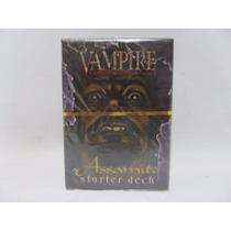 Cartas Vampire Vtes - Starter Deck Assamite