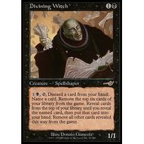 Bruxo Adivinho / Divining Witch - Nemesis