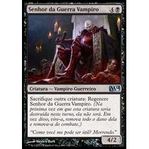 X4 Senhor Da Guerra Vampiro / Vampire Warlord - Magic 2014