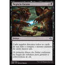 X4 Negócio Escuso / Dark Deal - Fate Reforged