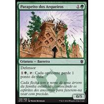 X4 Parapeito Dos Arqueiros / Archers