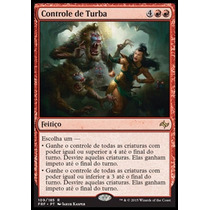 Controle De Turba / Mob Rule - Fate Reforged