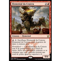 Elemental Da Cratera / Crater Elemental - Dragons Of Tarkir