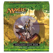 Mtg - Holiday Gift Box 2013 - Theros