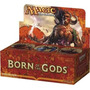 Mtg - Nascidos Dos Deuses Booster Box - Portugues Ou Ingles