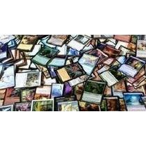 Lote Magic The Gathering Com 100 Cards Comuns Apenas 5,00
