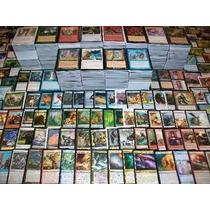 500 Cards De Magic The Gathering - Várias Raras + Brinde!